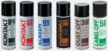 Are you using really effective and efficient sprays in production and service?